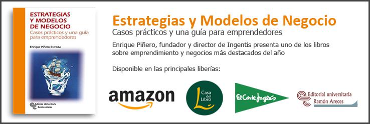 libro estrategias y modelos de negocio enrique piñero